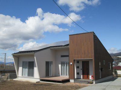 Modern Pop Designed House ・洗練された解放空間・