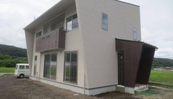 No.17:佐久穂町海瀬に佇む家