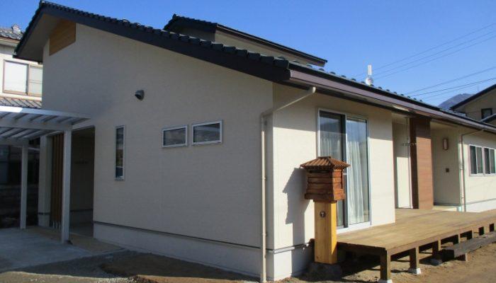No.23:真田の町並みに佇む家