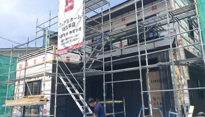 No. 37 : 佐久市長土呂の分譲地に佇む家 Ⅵ