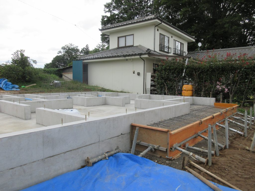 3. 2019.09.23 - 基礎・水道工事 -